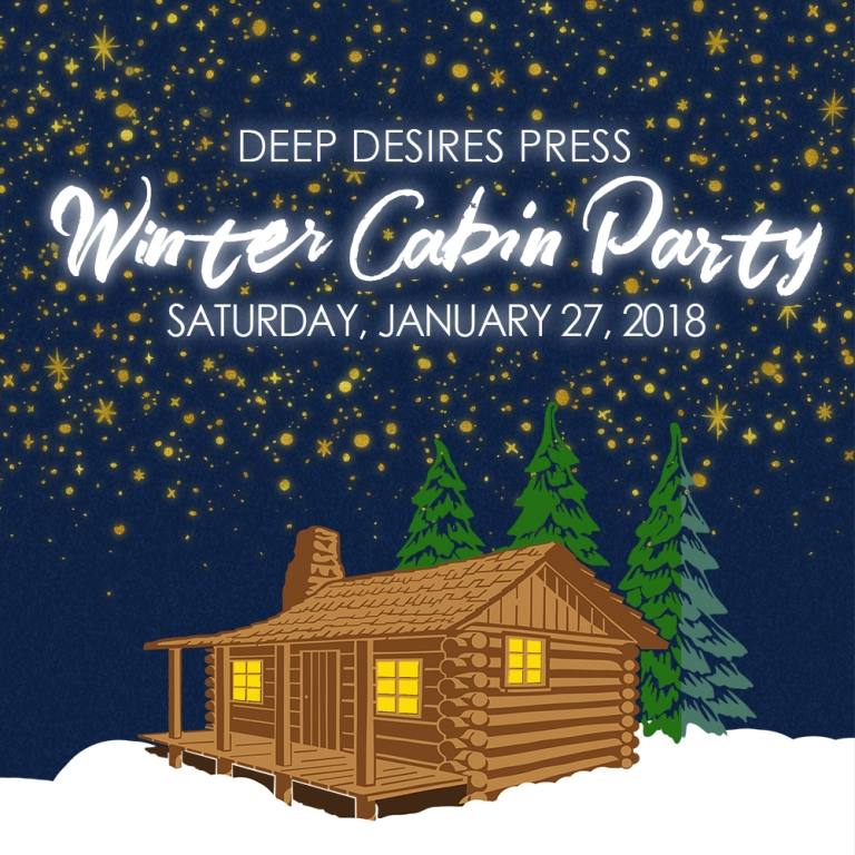 WINTER CABIN PARTY (SQUARE POST)